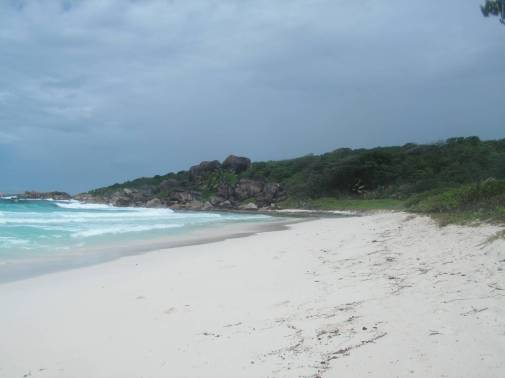 Grand Anse, La Digue.